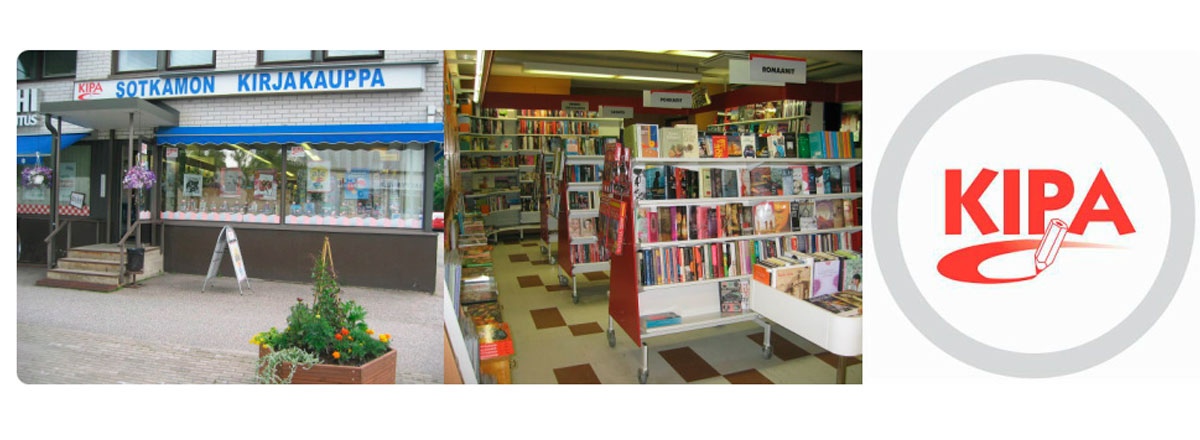 Sotkamon Kirjakauppa